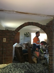 dining wall removal2