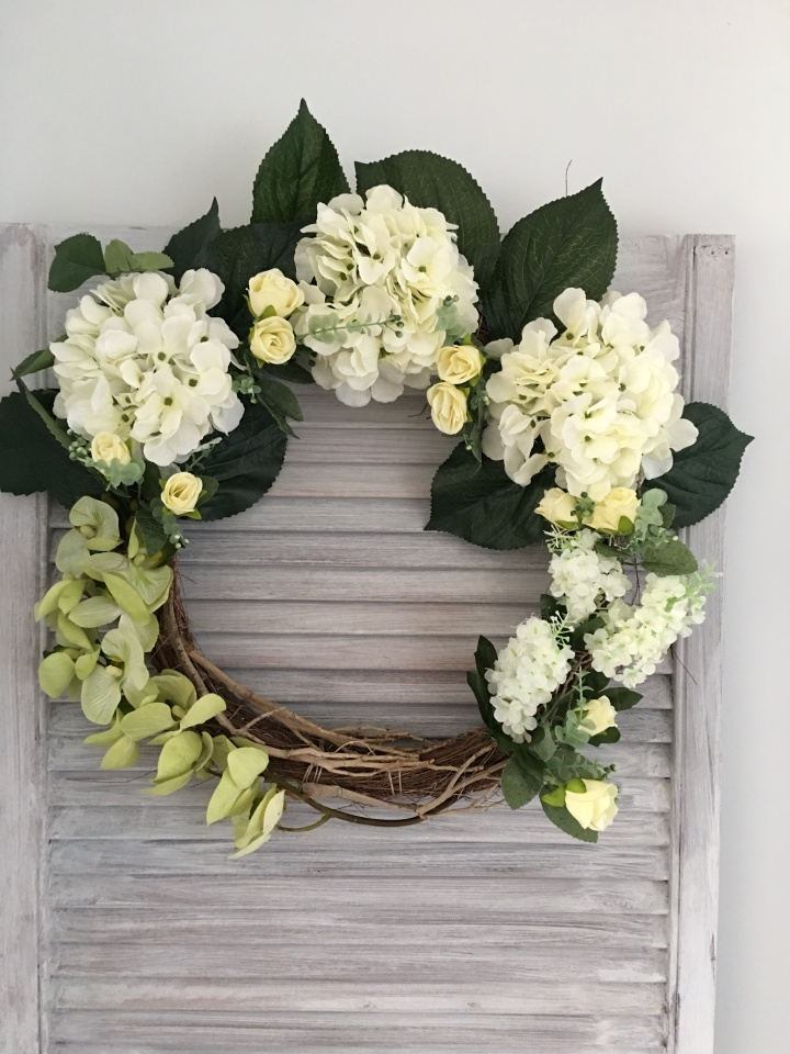 Wreath Completed